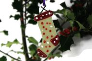 Dotty stocking